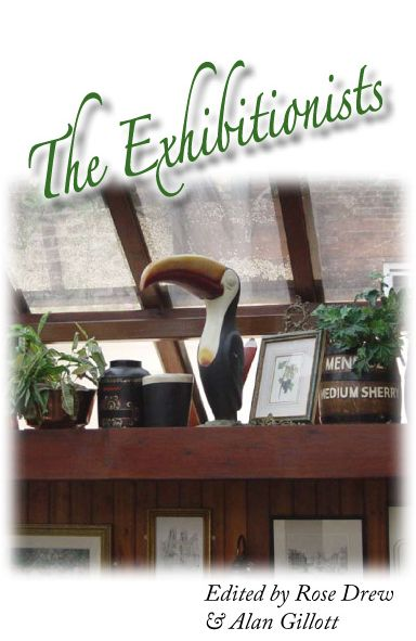 The Exhibitionists Book Cover